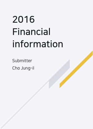 2016재무정보
